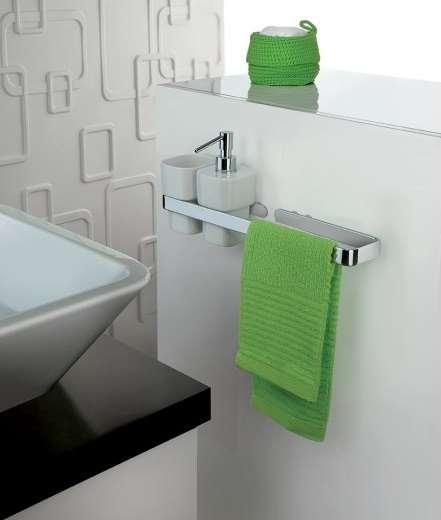 Pytamy które dodatki łazienkowe awansują do myjni retro?