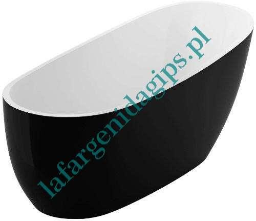 łazienka z wanną wolnostojącą Polimat